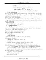 Giáo án 4 -Tuần 6