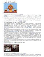 Lịch sử Phật giáo