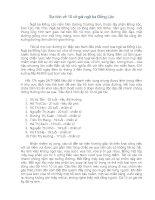 Su tich ve 10 co gai nga ba Dong Loc