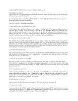 30 điều KHÔNG nên TIẾP tục làm với bản THÂN