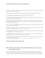 10 lời khuyên để học tốt tiếng Anh.