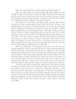 Bài phát biểu của Bùi Hoàng Minh