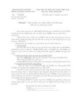 Hướng dẫn viết và chấm chọn  SKKN năm học 2010-2011 của PGD & ĐT Chợ Mới
