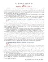 6 LLCT VÀ 4 TT HCM-BÀI 5