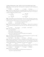TN vật lý chất rắn theo sách mới(Vấn đề 3)