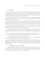 Mở đầu giáo trình ngôn ngữ C