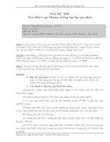 bài tìm hiểu Luật phòng, chống BLGD(có hình MH)