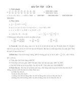 ôn tổng hợp toán 5 lên 6 -nâng cao
