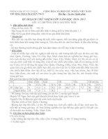 KẾ HOẠCH CHỦ NHIỆM LỚP 8/2