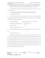 GIẢI  PHÁP  VÀ KIẾN  NGHỊ  NHẰM  NÂNG  CAO CHẤT LƯỢNG THẨM ĐỊNH TÀI  CHÍNH  DỰ ÁN ĐẦU  TƯ TẠI  CHI  NHÁNH  NHNO