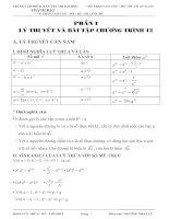 Hàm số mũ - logarit mới soạn(hay)