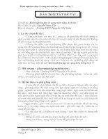 Kinh nghiệm dạy từ vựng môn tiếng Anh lớp 7.doc