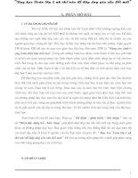 CHUYÊN ĐỀ DẠY TOÁN LỚP 2 NHƯ THẾ NÀO ĐỂ ĐÁP ỨNG YC ĐỔI MỚI