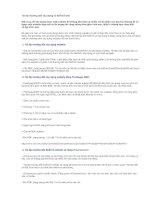 Tài liệu hướng dẫn xây dựng và thiết kế web