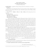 Kịch bản Đại hội CĐCS_NH09-10