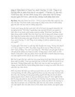 Tâm lý nhân vật trong truyện ngắn Nam Cao