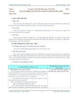 Giáo án Lịch sử 10 - Ban Cơ bản - HKI