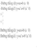 giáo án tự chọn toán 9 (08 - 09)