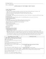 giáo án 10 theo chuẩn KT Tuần 1-5