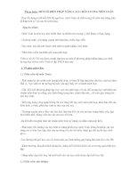 MỘT SỐ PHƯƠNG PHÁP NÂNG CAO CHẤT LƯỢNG MÔN TOÁN