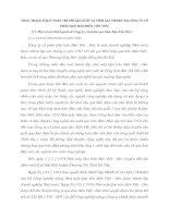 THỰC TRẠNG HẠCH TOÁN CHI PHÍ SẢN XUẤT VÀ TÍNH GIÁ THÀNH TẠI CÔNG TY CỔ PHẦN QUE HÀN ĐIỆN VIỆT ĐỨC