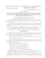QD68 sửa đổi bổ sung khoản 3 Điều 34 của Quy chế thi chọn học sinh giỏi 2010.doc