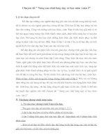 CHUYÊN ĐỀ DẠY SỐ HỌC TOÁN LỚP 2
