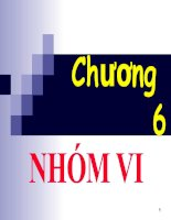 cac nguyen to thuoc nhom 6