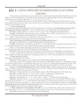 Giáo Án bồi dưỡng Toán 9