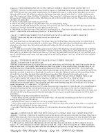 ĐỀ CƯƠNG ÔN TẬP LỊCH SỬ 9 HỌC KÌ I