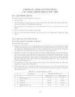tư vấn giám sát đường ô tô chương 4