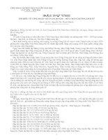 Bài dự thi: Tìm hiểu công đoàn Việt Nam