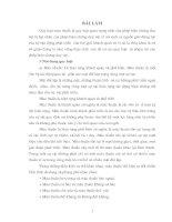 VẬN DỤNG QUY LUẬT THỐNG NHẤT VÀ ĐẤU TRANH CỦA CÁC MẶT ĐỐI LẬP ĐỂ PHÂN TÍCH MỘT MÂU THUẪN NỔI LÊN CÓ LIÊN QUAN ĐẾN CÔNG VIỆC CỦA ANH CHỊ.