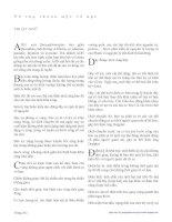 VŨ TRỤ TRONG MỘT VỎ HẠT - stephen william hawking phần 8
