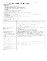 Giáo án 11.cơ bản(trọn bộ)