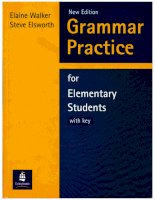 257 grammar practice for elementary students