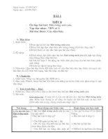 Bài 1.Tiết 2
