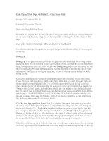Giải Phẫu Tình Dục và Sinh Lý Của Nam Giới