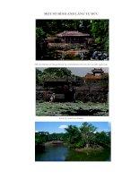 Một số hình ảnh về các Lăng Tự Đức, Minh Mạng, Khải Định