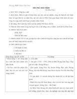 Giáo án ngữ văn 11- ctc- đủ bộ