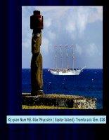 Kỳ quan Nam Mỹ. Đảo Phục Sinh. Easter Island. 028