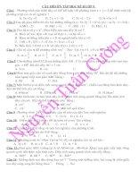 500 câu trắc nghiệm toán 9 ( p2)