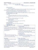 Giáo án 11 chuẩn tập 1