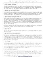 7 Kinh nghiệm học Tiếng Anh