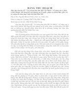 bài thu hoạch tư tưởng Hồ Chí Minh