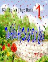 bai thuc hanh tin hoc so 1 lop 12