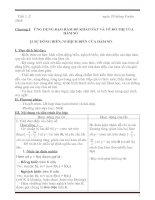 Giáo án GT 12 CB (2 cột)