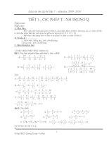 GA ôn tập hè toán 7( chuẩn)