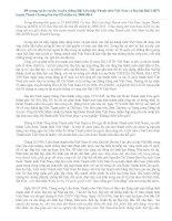 Tài liệu tuyên truyền Đại hội Hội LHTN huyện