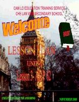 UNIT 6 LESSON 3 A3